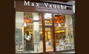 Vitrine de Max Vauché