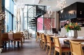 Eric Lecerf d'Orléans, Café et Restaurant - brasserie