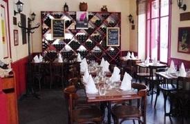 Le Tonnelier d'Orléans, restaurant, cuisine française