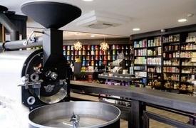 Les cafés d'Eric d'Orléans - torréfaction artisanale