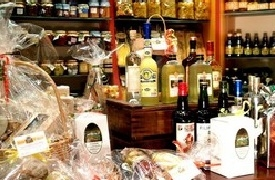 Storia di Gusto Orléans, épicerie italienne, traiteur